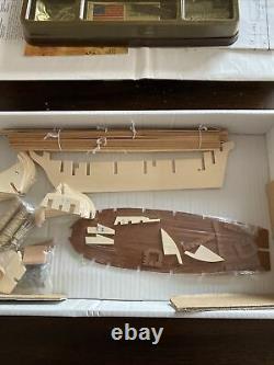 New Mamoli MV48 Lexington Wood Plank On Bulkhead 1/100 Model Ship Kit 17 Long