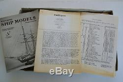 Nice ARTESANIA LATINA DALLAS Revenue Cutter #402, 1/50 scale, wood ship model