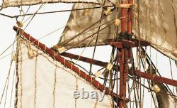 Occre Albatros Schooner 1100 Ideal Beginners Model Wooden Boat Kit (12500)