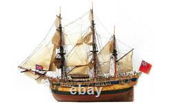 Occre Endeavour 154 Scale 14005 Model Boat Kit