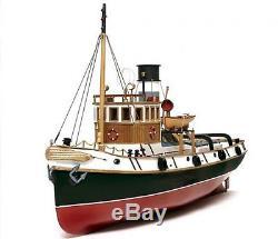 Occre Ulises Ocean Going Steam Tug 130 (61001) RC Model Boat Kit