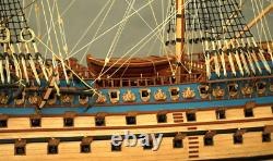 PRO Le Soleil Royal 1669 model ship wood DIY kit boat for adults 190 scale
