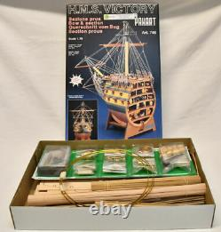 Panart HMS Victory Bow Section 178 (746) Static Model Ship Boat