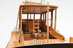 Pilar 28 Painted Quality Fishing Boat Model Ernest Hemingway 1934
