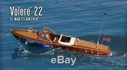 Pro Boat Riva Volere RC ARTR model scale boat ship