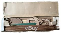 RARE Danish Model Ship Kit Samson Tug Boat Wooden VNT By DMI 60s/70s