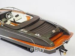 RIVA ISEO BOAT 29 (74 cm) Wood Model