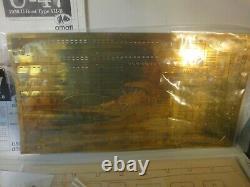 Rare! Vintage Amati U-Boat, U-47, VIIB 1936, 1/72 submarine model kit 1602. NOS