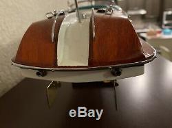 Riva Aquarama 21 Wood Model Boat