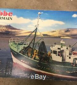 Robbe St. Germain Model Boat Kit with fittings Unbuilt