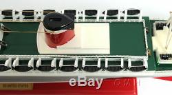 SS United States Ocean Liner Wooden Model 32 Cruise Ship Fully Assembled Boat