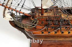 San Felipe Spanish Armada Galleon Tall Ship 37 Wood Model Sailboat Assembled