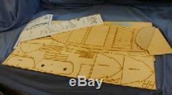 Sea Hornet Boat Model Wooden boat kit Lesro models Les Rowell