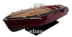 Stancraft Mini Missile Wooden Model Boat