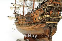 Vasa Swedish Wasa Wooden Tall Ship Model 29 Sailboat Built Boat New