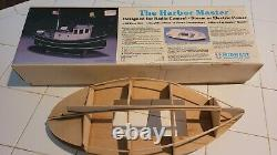 Vintage The Harbor Master Midwest Products Co. Kit # 962 All Wood Model 1986