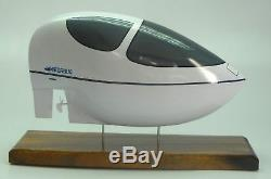 Waterbug Pedal Boat Nauticraft Handcrafted Mahogany Kiln Wood Model Large New