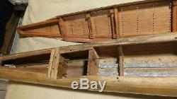 Wood Boats 65 Length Model Submarine wood model kit MOSTLY FINISHED & COMPLETED
