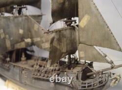 Wooden Black Pearl ship boat kit model DIY wood Caribbean Pirates new deluxe set