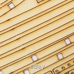 150 Bricolage En Bois Bateau Modèle Kit Pour Black Pearl Sailing Ship Pour S De La