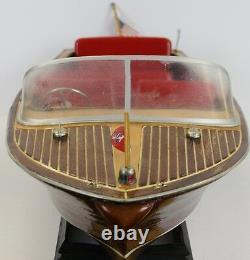 1956 Chris-craft 23' Continental Runner Boat Model