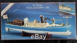 1/35 Billing Boats H. M. S. Renown 604 Série 600 Modèle Vapeur En Bois Des Navires