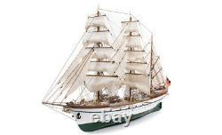 Accre Gorch Fock 195 Échelle En Bois Modèle De Navire Kit 15003
