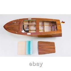 Aero-naut Classique Sportsboat Modèle Bateau Kit An3092 / 00