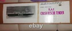 Aerokits Vosper Crash Rescue Tender Model Boat Kit 3/4 To 12 Scale
