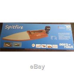 Aéronaute Spitfire Vintage Racing Modèle Hors-bord Pour Bateaux Kit An3052 / 00