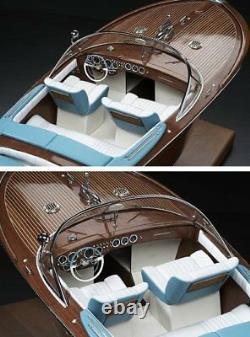 Amati Riva Aquarama Italien Runabout (a1608) 110 Scale Model Boat Kit