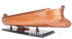 Arche De Noé Bateau Avec Musée De Plein Hull Edition Limitée 33 Modèle Bois
