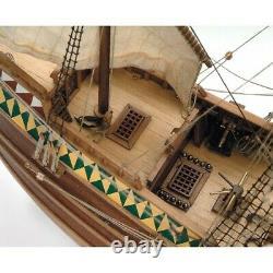 Artesania Latina 1620 Mayflower 164 Kit De Bateau Modèle En Bois 22451