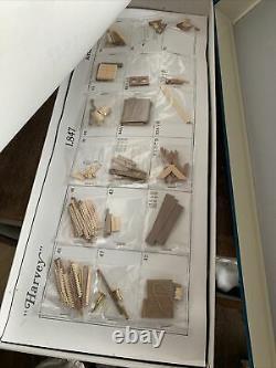 Artesania Latina Harvey 1847 Baltimore Clipper Wood Model Kit 150 Échelle
