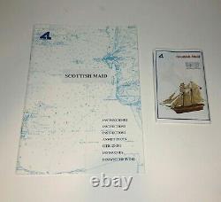 Artesania Latina Scottish Maid 150 Scale Wood Model Ship Kit 20312
