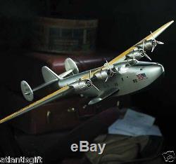 Avion Pan Am Boeing 314'dixie Clipper 'bateau Volant 23 Aéronefs En Bois