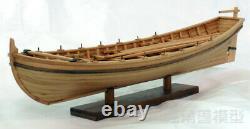Bateau De Sauvetage De L'uss Bonhomme Richard Échelle 1/48 Kit De Navire Modèle En Bois- 3 Type