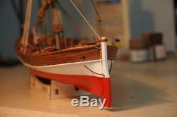 Bateau Diy Leudo Trade Balance 148 17 430mm Modèle Bois Kit Navire