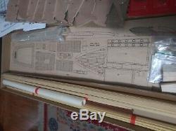Bateaux De Facturation Cutty Sark Nr. 564 Modèle Bois Kit Coupleurs (non Réalisé) Danemark