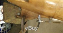 Bateaux En Bois 65 Longueur Modèle Kit Modèle En Bois Sous-marin Fini & Rempli Surtout