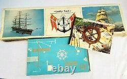 Billing Boats Cutty Sark Kit De Modèle En Bois. Boîte Ouverte, Kit Vintage Complete