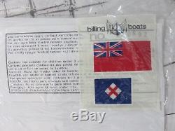 Billing Boats Cutty Sark Nr. 564 Maquette En Bois Avec Raccords Non Construits Danemark