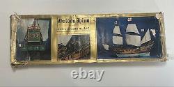 Billings Boats Golden Hind Nr. 480 Wood Model Ship Kit
