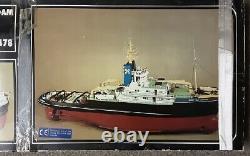 Billings Boats Smit Rotterdam London Tug Modèle De Bateau En Bois Kit # 478