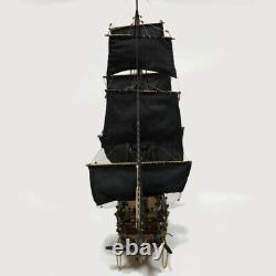 Black Pearl 150 Échelle 980mm/38.5 Modèle En Bois Kit Bateau Sailboat En Bois Bateau Bricolage
