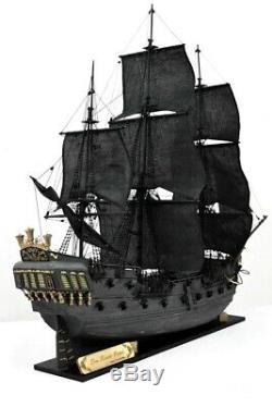 Black Pearl Version D'or 2019 Modèle Bois Navire Kit 31 Diy Navire Jouer Cadeau