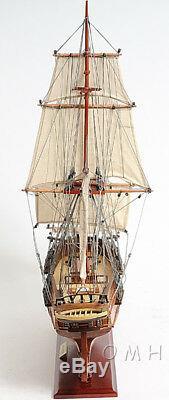 Brig Lady Washington Modèle Grand Bateau Pirate Bateau 25 Assemblé Voilier Nouveau