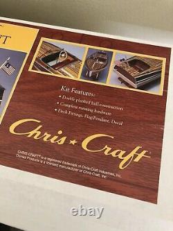 Chris Craft Rc Bateau Modèle Plein D'eau Prêt