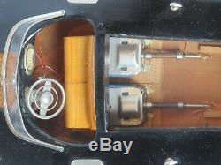 Chris-craft Ito Japon, Modèle 2, Bateau À Moteur En Bois, Raccords D'origine, Batterie