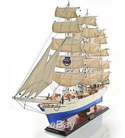 Christian Radich Tall Tall Norvégien Voilier 37 Maquettes De Bateaux En Bois Assemblé